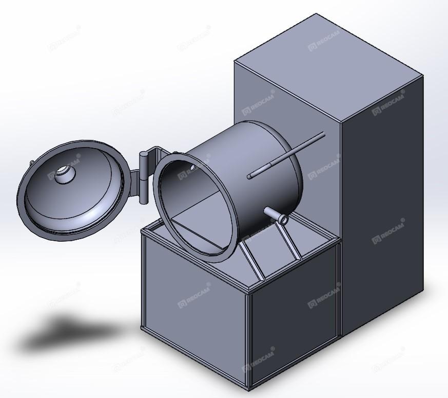 Камера тепла и повышенного давления REOCAM TР-500-S