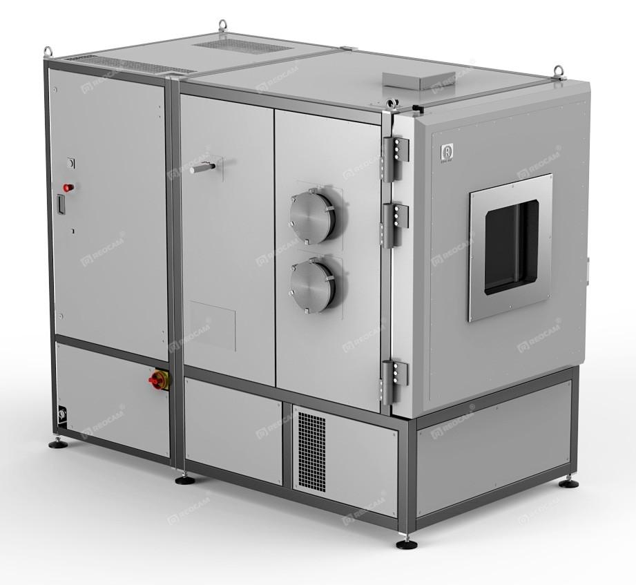 Камера тепла холода пониженного давления с термоплитой REOCAM TCA-1000-EtPt