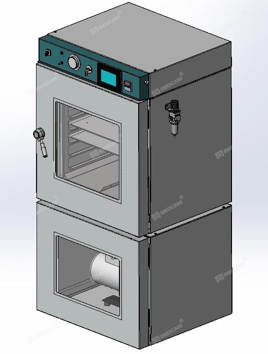 Вакуумный сушильный шкаф серии <br />REOCAM TA-150-S+Ex
