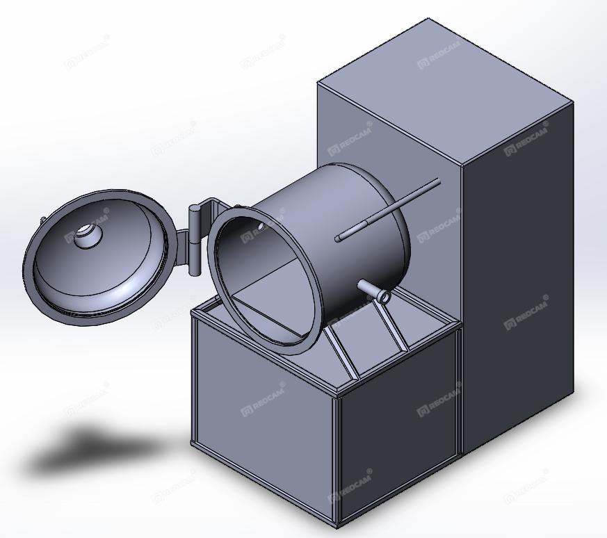 Камеры повышенного давления REOCAM B-150-S