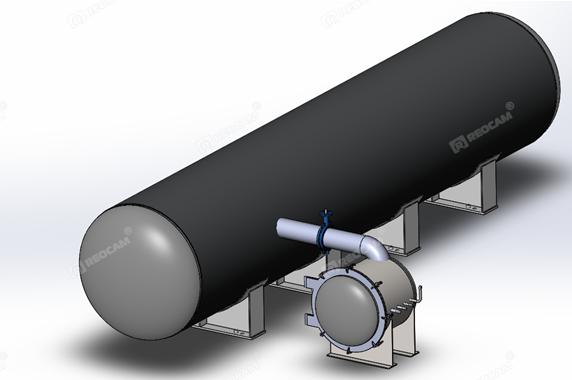 Комплекс для испытаний на резкое изменение давления REOCAM P-370-Rd