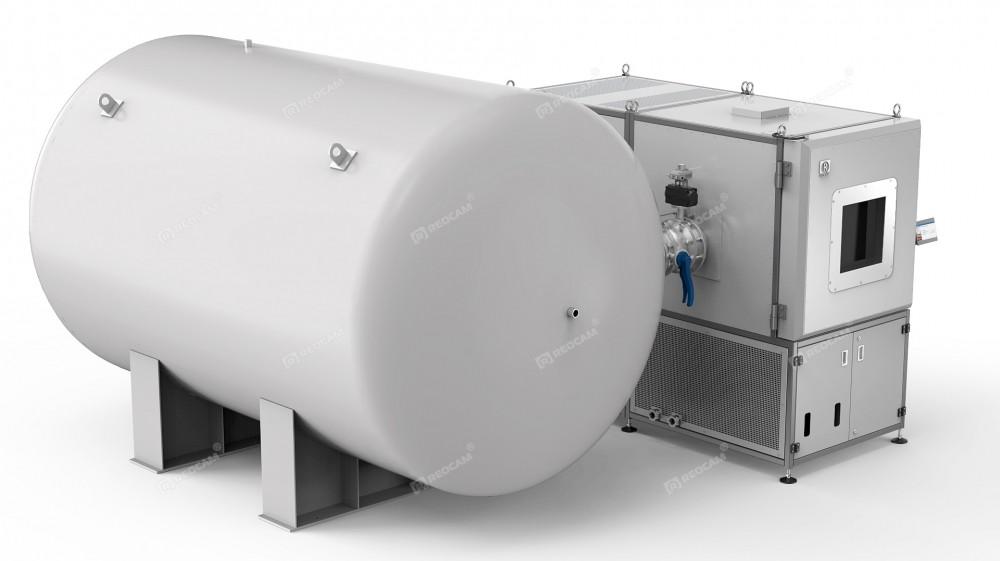 Климатическая камера REOCAM TCAH-1000-FRdM