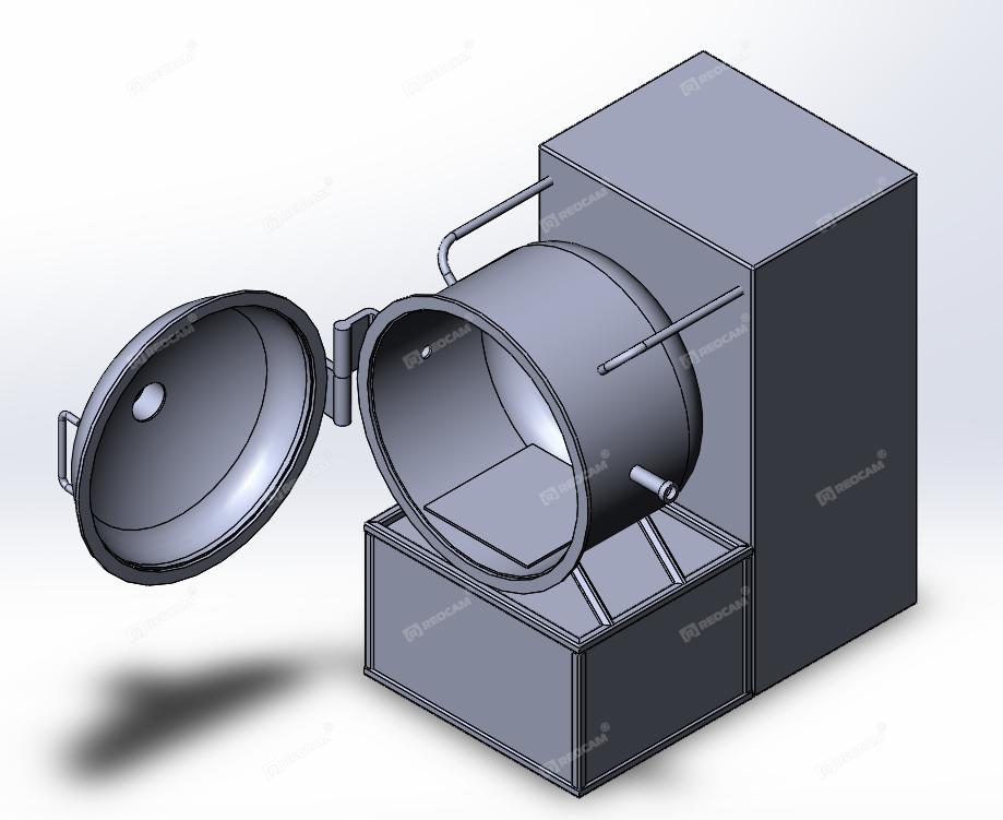 Камера тепла и повышенного давления с функцией орошения REOCAM TBR-500-SEt