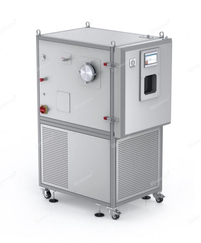 Высоковакуумная камера с термоплитой REOCAM TCV-250-Pt