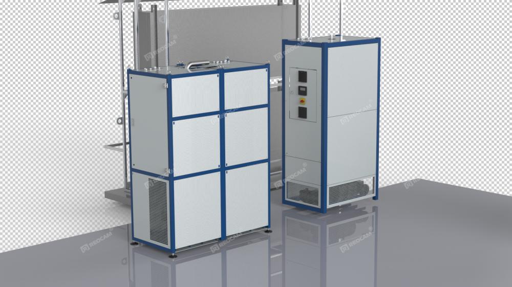 Водоохлаждающая холодильная машина REOCAM CHILLER-60-R
