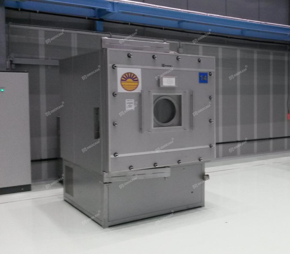 Камера тепла холода избыточного давления REOCAM TCPH-1000