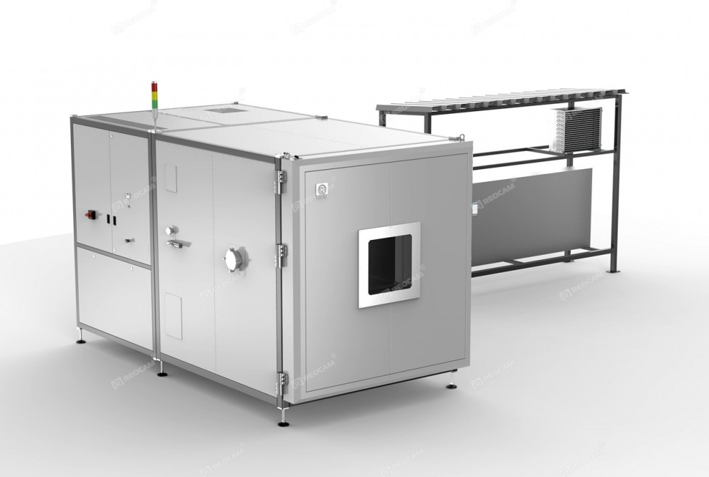 Камера тепла, холода, влаги и пониженного давления REOCAM TCAH-4000