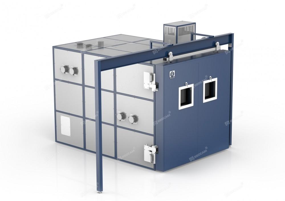 Камера тепла, холода, влаги и пониженного давления REOCAM TCAH-8000